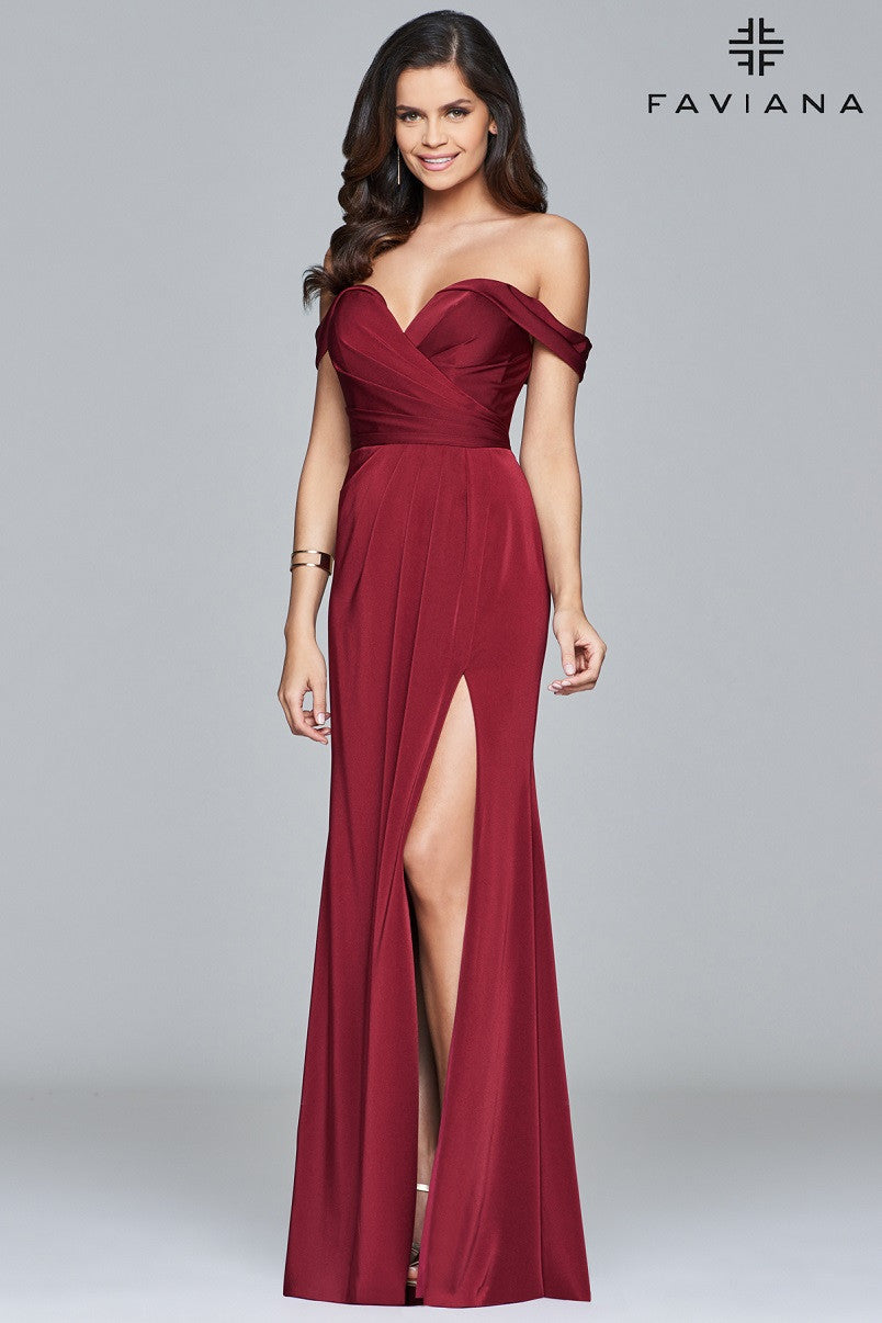Faviana 8083 | GGM - Glamour Gowns and More
