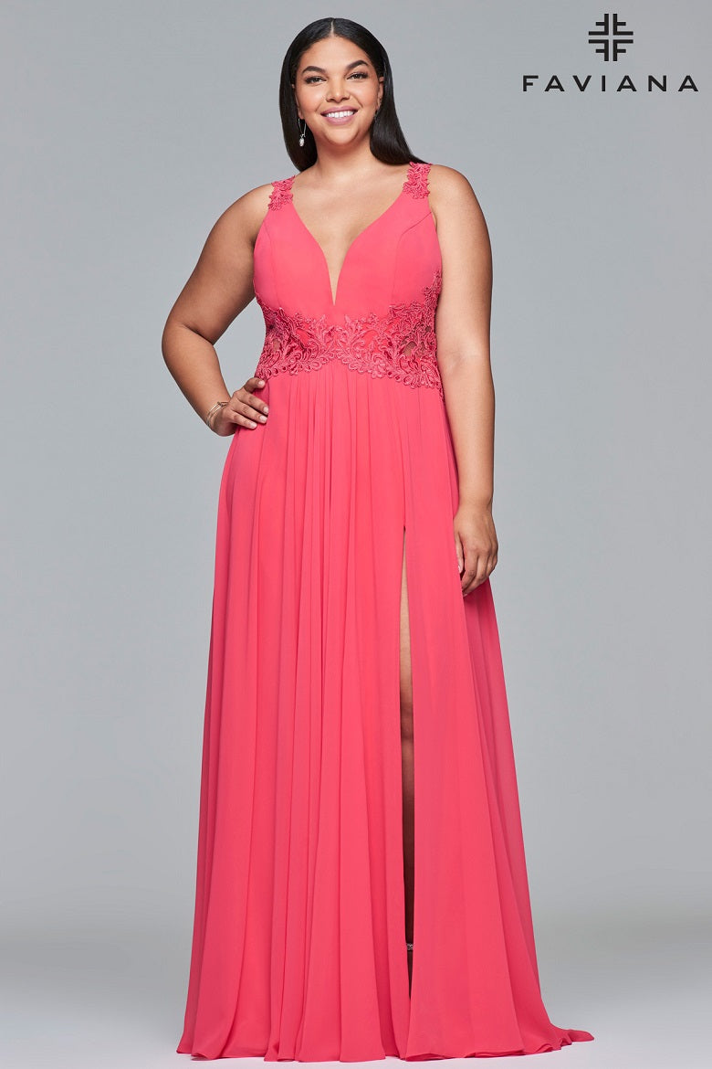 Faviana 9433 | GGM - Glamour Gowns and More