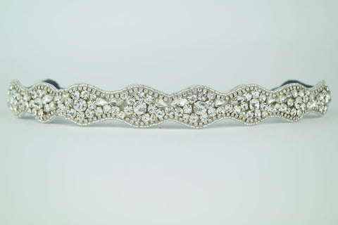 Pink Pewter-Madison Headband