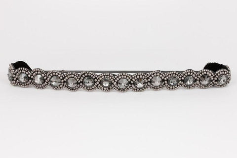 Pink Pewter-Noel Headband