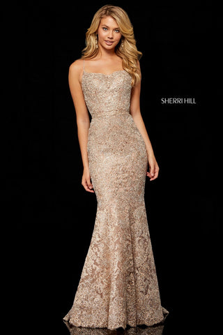 Sherri Hill 52348 Ggm Glamour Gowns And More