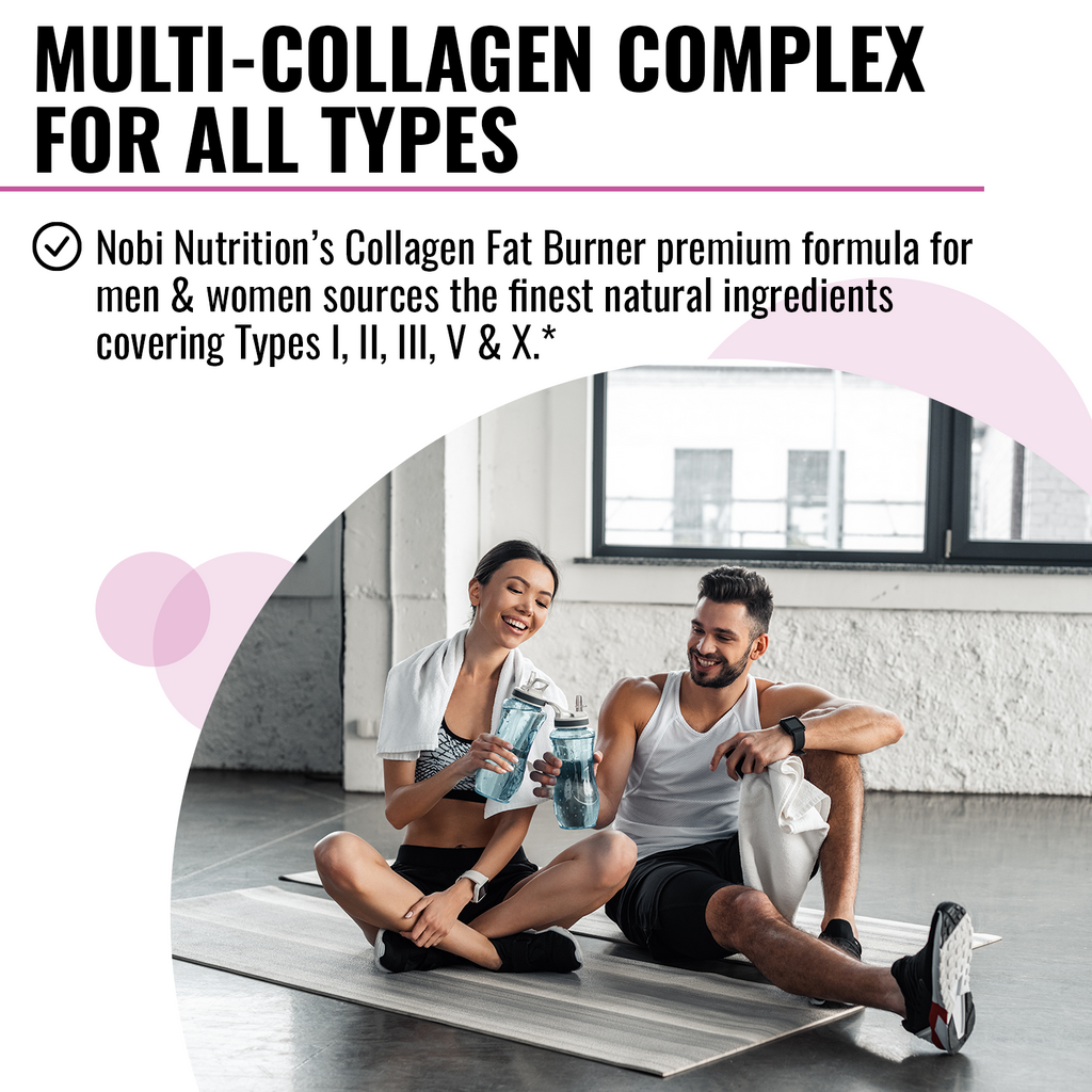 Collagen Fat Burner Capsules