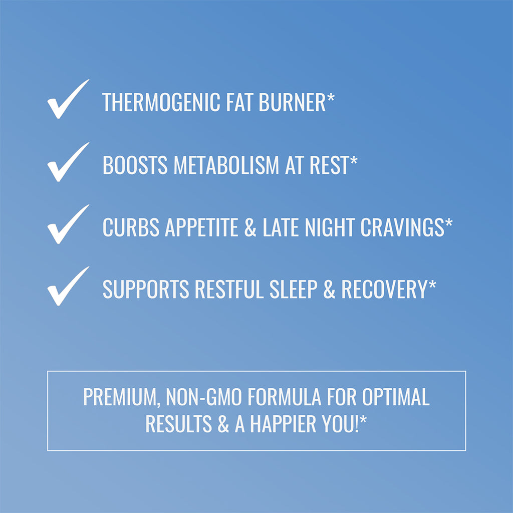 Night Time Fat Burner Capsules