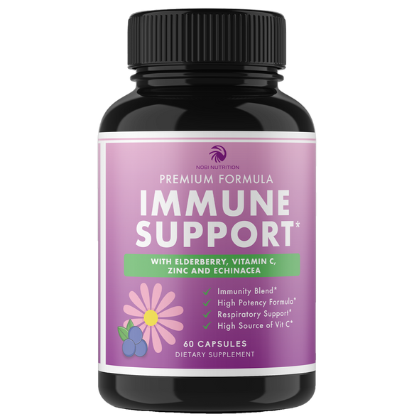7-in-1 Immune Support Capsules