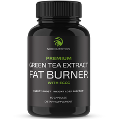 Green Tea with EGCG Fat Burner Capsules