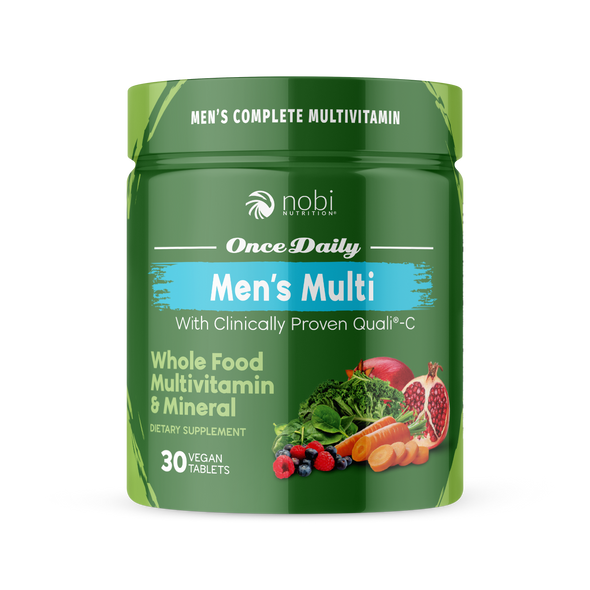 Men's Wholefood Multivitamin