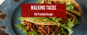 Walking Taco - Kid Friendly Recipes