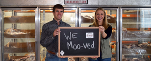 We Moo-ved! Here's an Update from Oak Barn Beef