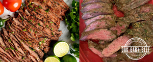 Carne Asada- Spice up your winter meals!