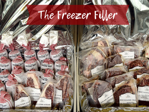 The Freezer Filler - Dry Aged Nebraska Beef