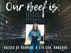 The Weekender of Nebraska Raised & Dry Aged Beef