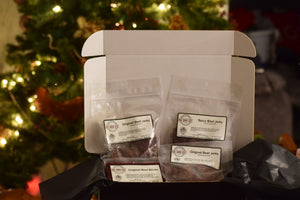 Black Box - Beef Jerky & Sticks Package