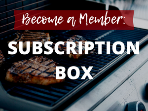 Beef Box Club - Subscription Box