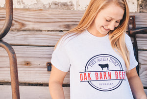 Oak Barn Beef T-Shirt