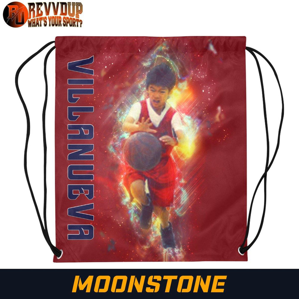MoonStone Game Day Drawstring Bag - RevvdUp