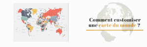 Blog comment customiser une carte du monde