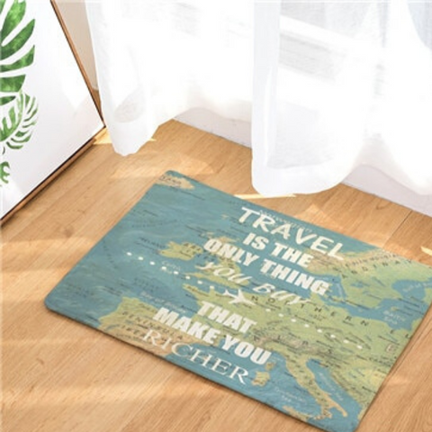 Tapis Monde Travel
