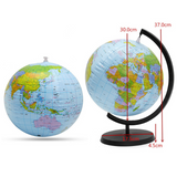 Globe Terrestre Gonflable Dimensions