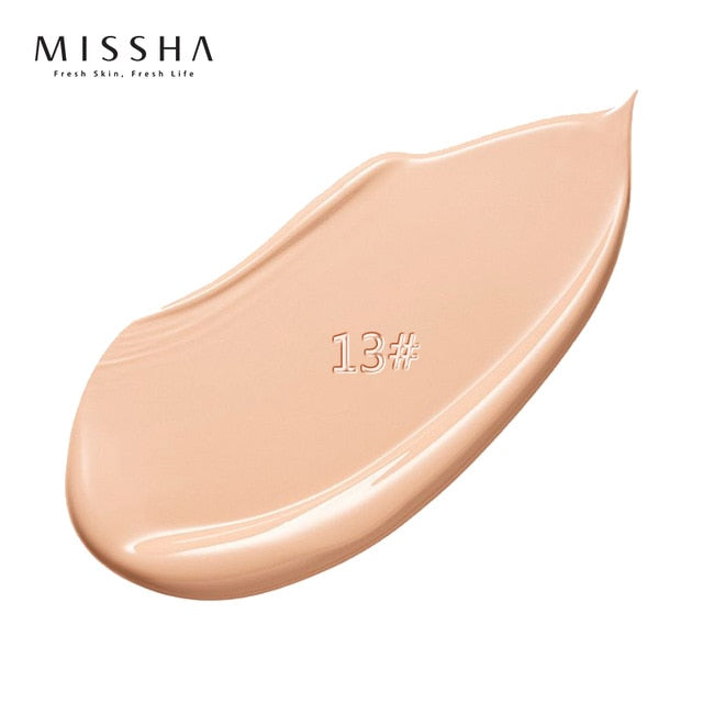 Original MISSHA M Signature Real Complete BB Cream SPF25 PA++ 45g(#13, #21, #23, #27)CC Foundation Makeup Cover Korean Cosmetics