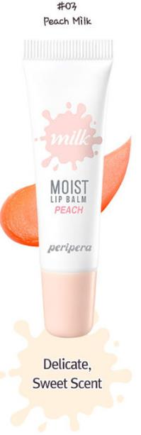 PERIPERA Milk Moist Lip Balm 10g Lip Gloss Moisturizer Lipstick Makeup Beauty Korea Cosmetics