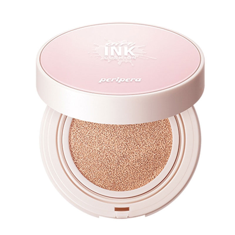 PERIPERA Airy Ink Cushion BB Cream 3 Color Concealer Moisturizing Foundation Makeup CC Cream Original Korea Cosmetics