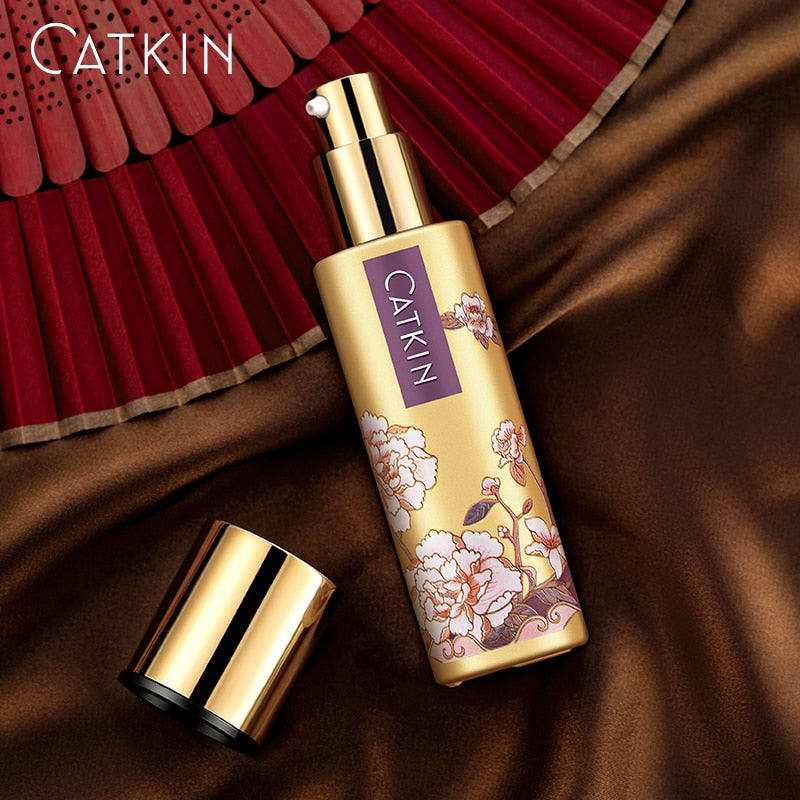 CATKIN Smooth Liquid Foundation 30g C01 Natural Moisturizer Oil-control Sun Block Waterproof / Water-Resistant Whitening