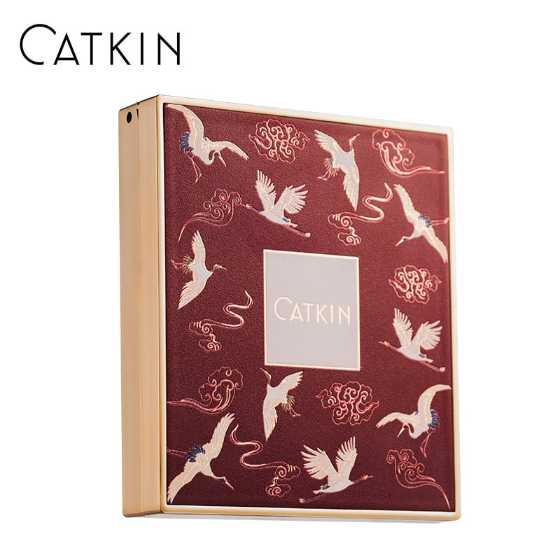 CATKIN Eternal Love 10g Rosy Cranes Blush C01 Drunk In Flower Long-lasting Natural Blush Pallete