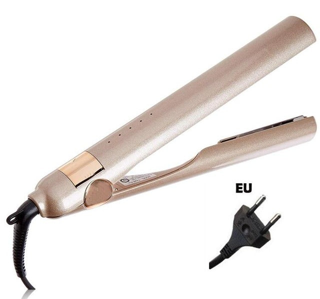 2019 New Iron Pro Styling Hair Curl iron hair straightener and hair wand Five Light With Insulation package US/EU/UK/AU Plug