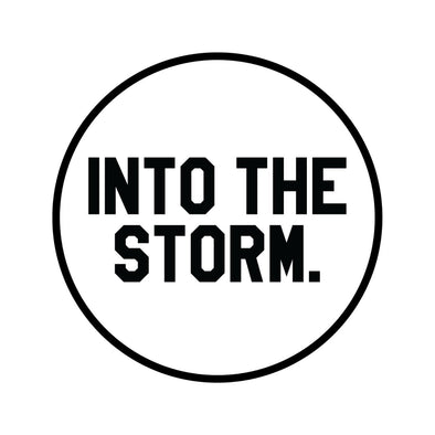 Into The Storm Decal - Circle