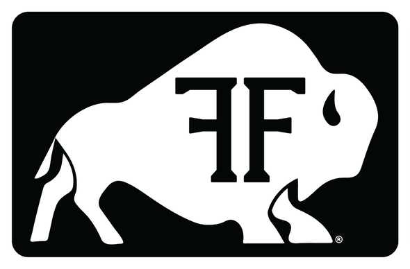 FF Bison Logo Decal