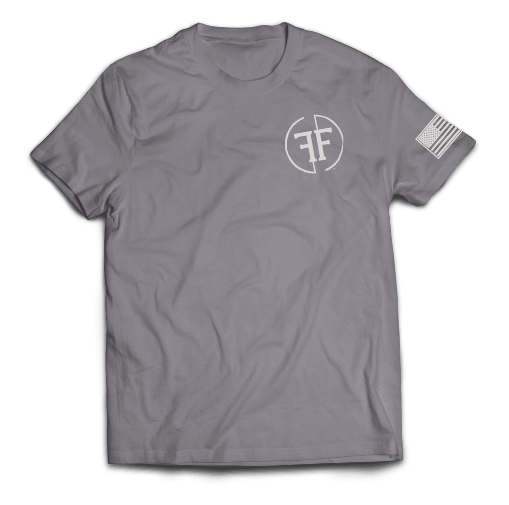 Mountain Tee 2.0 // Light Grey
