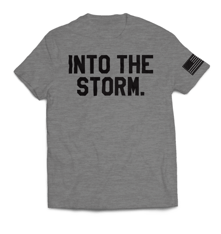 Into The Storm 2.0 // Grey