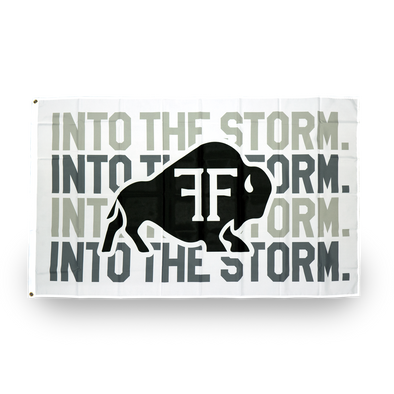Into The Storm Flag