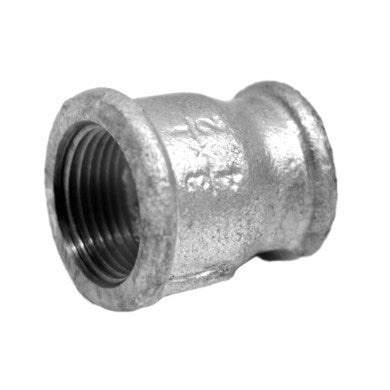 "Concentric Reducing Socket 40mm to 20mm (1 1/2"" to 3/4"")- Gal Mal"