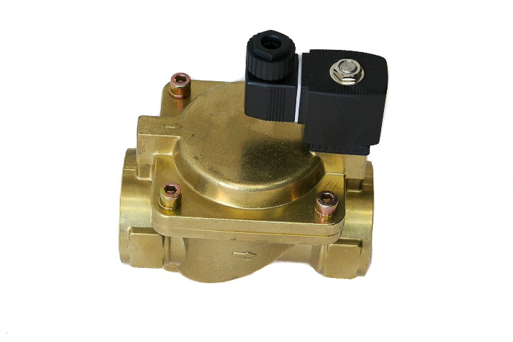 "50mm (2"")  Solenoid Valve Normally Closed - 12VDC"