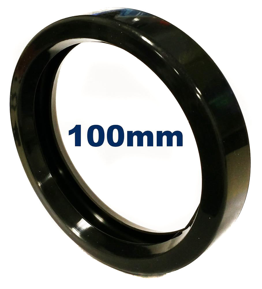 "100mm (4"") Roll Grooved Coupling - Gasket"