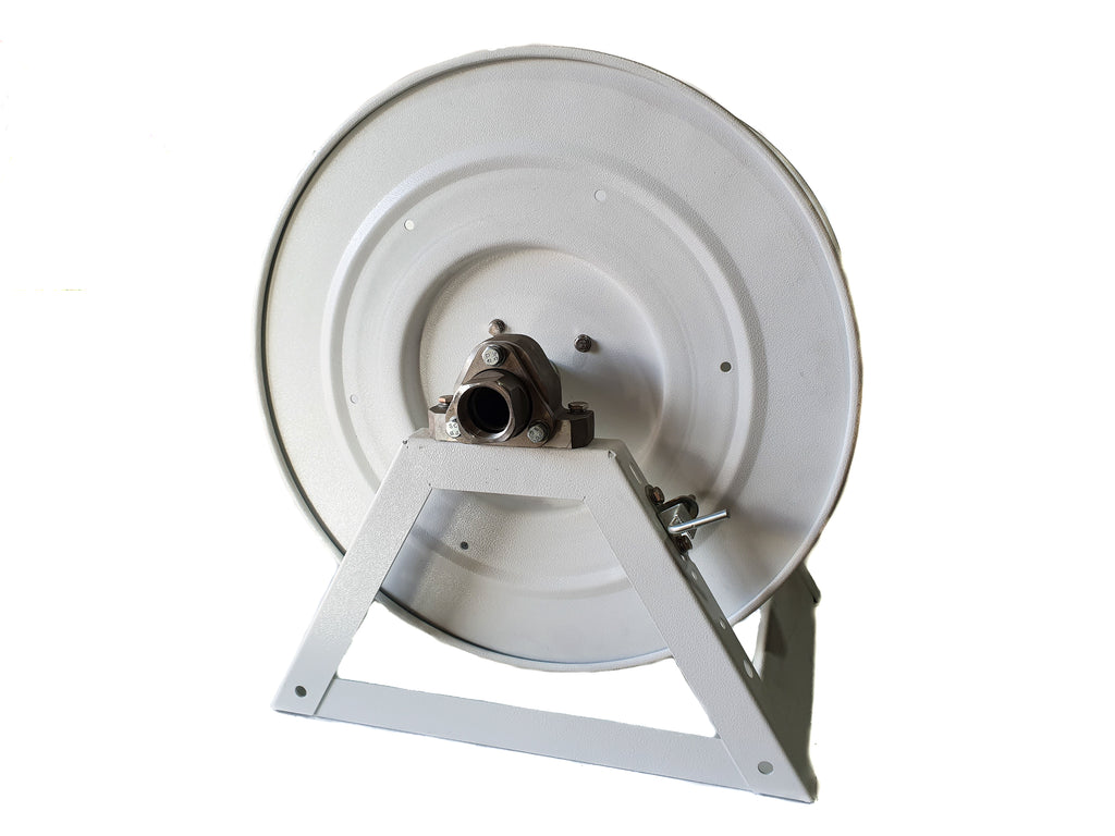 "Heavy Duty Manual Hose Reel 1 1/2"" Bare - w/o hose"