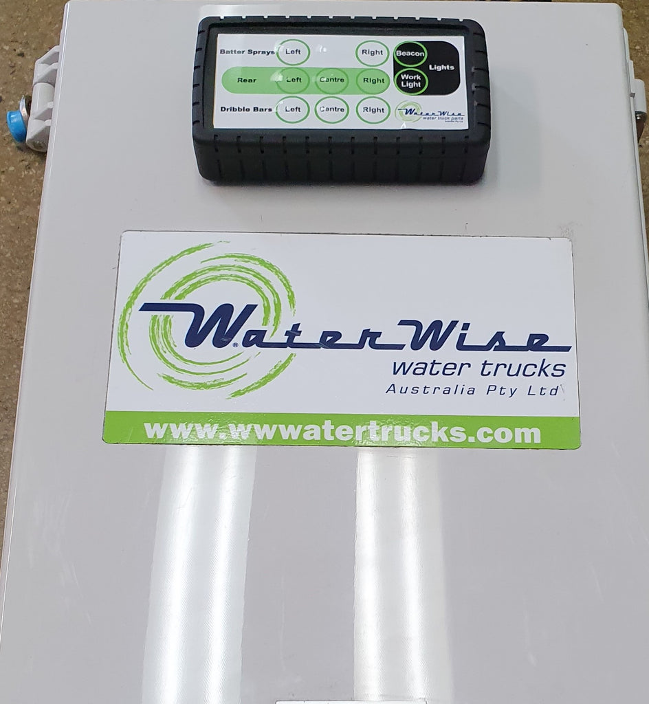 Electric over Air Control System - 6 Function - WIRELESS