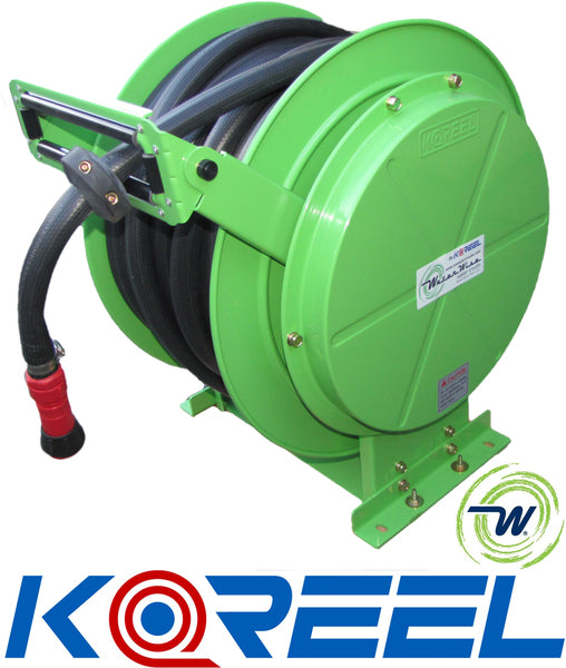 Koreel 25mm Spring Rewind Hose Reel