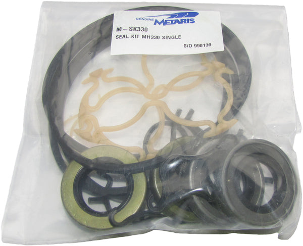 Metaris MHM330 Hydraulic Drive Gear Motor - Seal Kit
