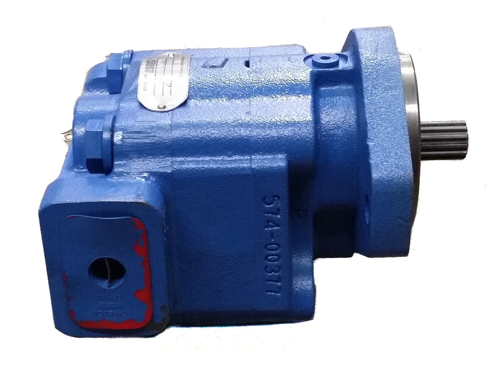 Permco 32cc Hydraulic Drive Gear Motor - Spline Shaft