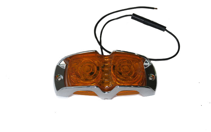 SPECIAL - AGM Water Tank Amber Side Light (AGM Part # T210737)