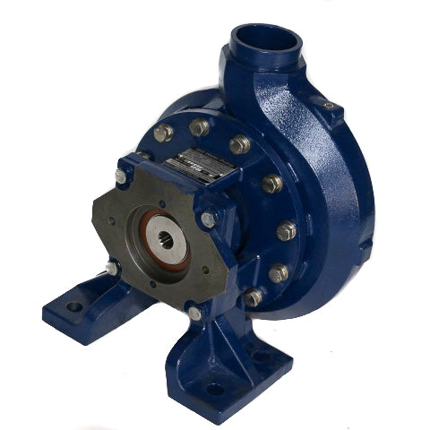 "Water Wise 100mm (4"") X 80mm (3"") Hydraulic Driven Water Pump - 3000 L/min Spline Shaft"