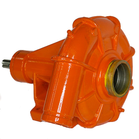 Aluminium Bare Shaft Water Pump 100 x 80mm - CW or CCW Rotation