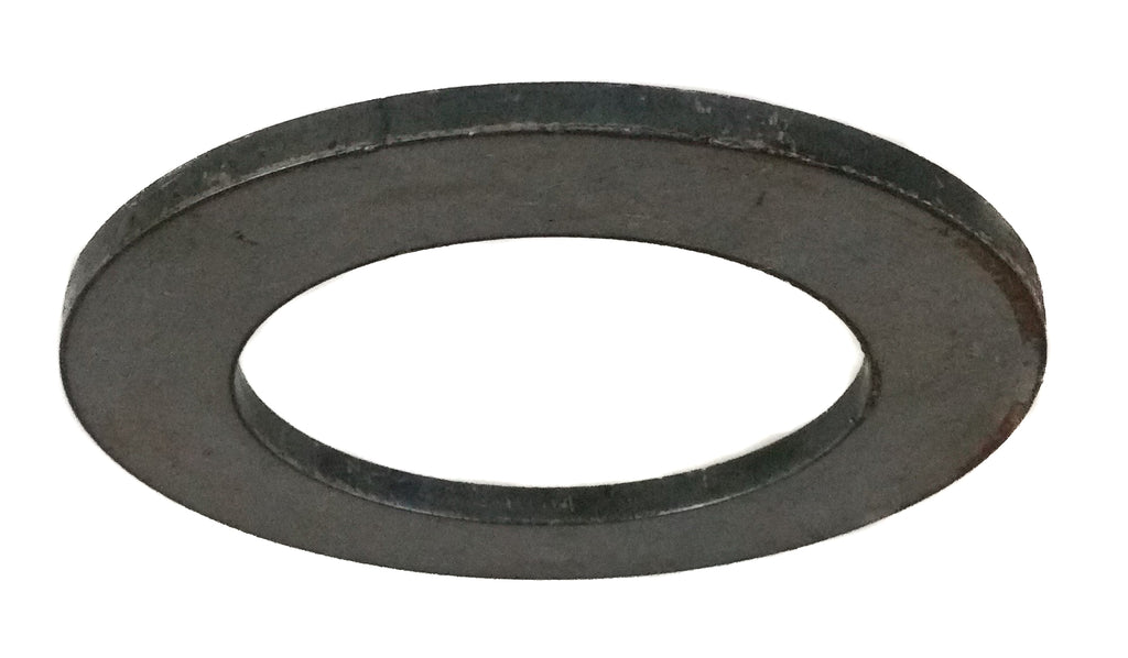 Valve Mounting Flange Base Plate Only - AGM Type - Mild Steel
