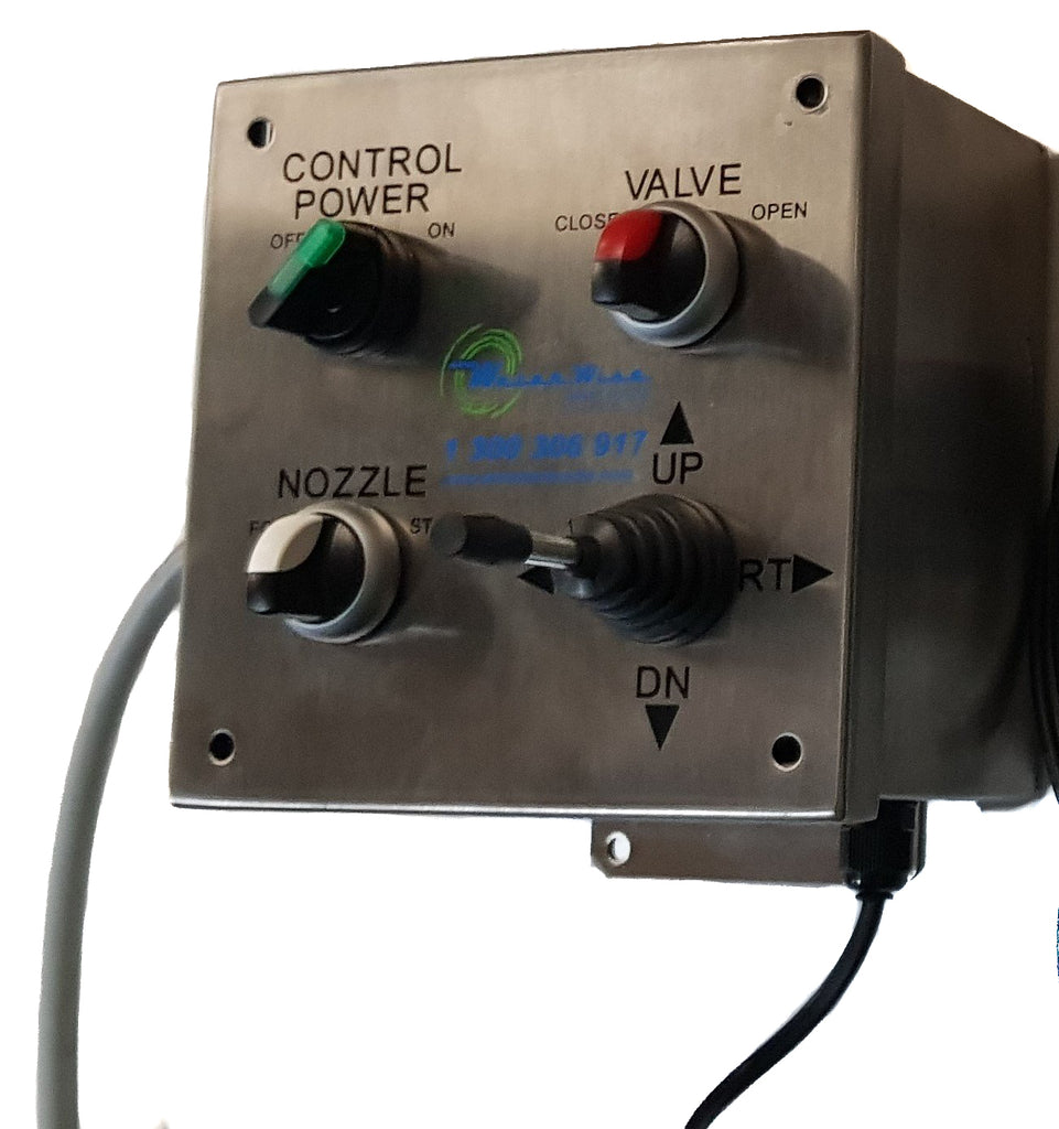 X-STREAM In Cab Control Box for Water Cannon - MADE IN AUSTRALIA