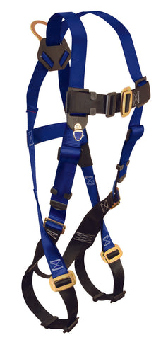 Contractors Full Body Harness - Safety Harness - Pipeline Pro Supplies