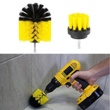 3 pcs/set Power Scrubber Brush Drill  Kit - Pipeline Pro Supplies