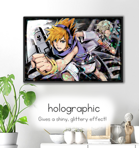 The World Ends With You Print