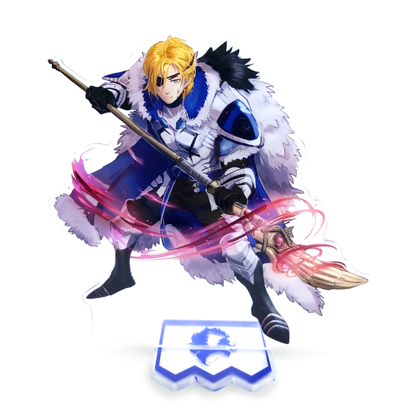 Great Lord Dimitri Stand